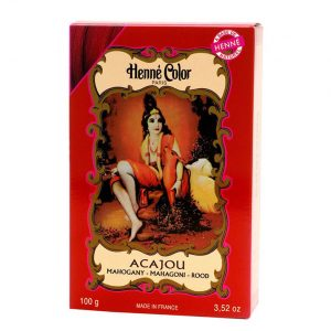 Henné Color Paris Acajou Henna Powder